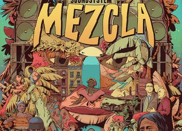 "M.A.K.U. SOUNDSYSTEM is back with a 4th album ""MEZCLA"" !"