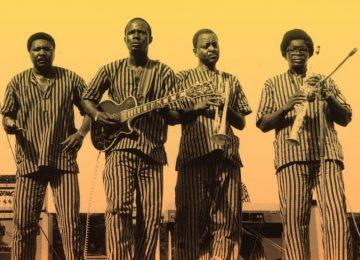 Les guitar heroes d'Afrique