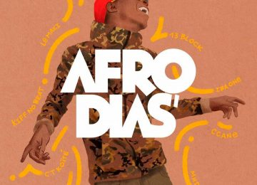 Afrodias – the 1st mixtape of Enjaillement Génération is out !