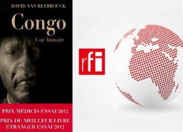« Comme un roman » – Listen to the radio podcast dated on the 30/7 about « Congo, une histoire »