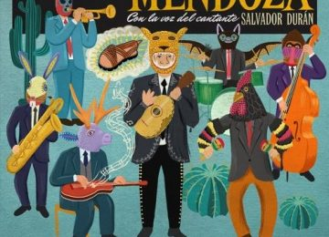 ORKESTRA MENDOZA : a new Indie-Cumbia song !