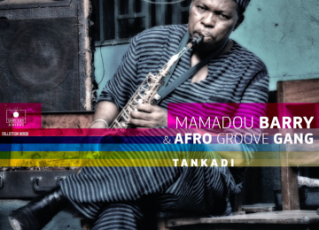 Mamadou Barry or Guinean Groove !
