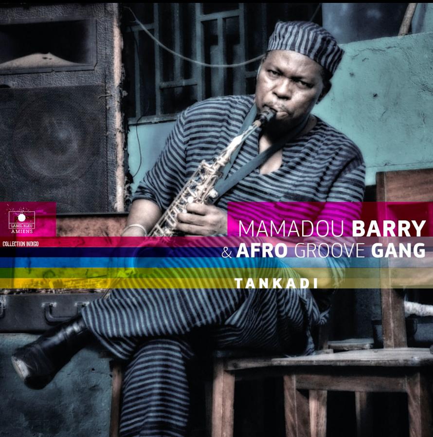 Mamadou Barry ou le Groove Guinéen !