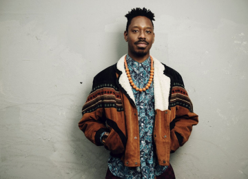 Saxophonist Shabaka Hutchings works with the best South-African Jazz artists ! (Brownswood Recordings)