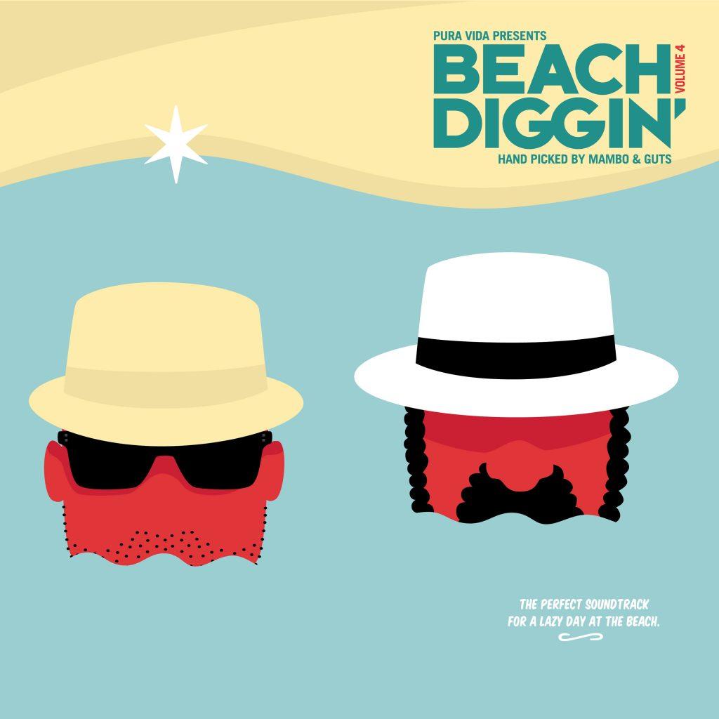 beach diggin Guts Mambo