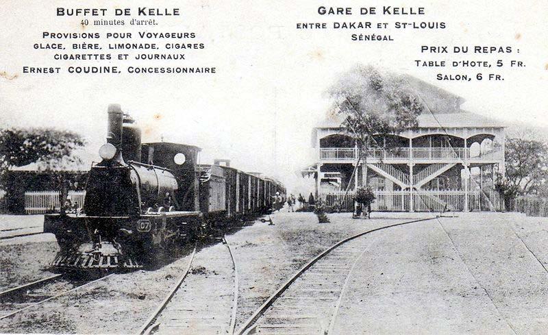 dakar bamako train