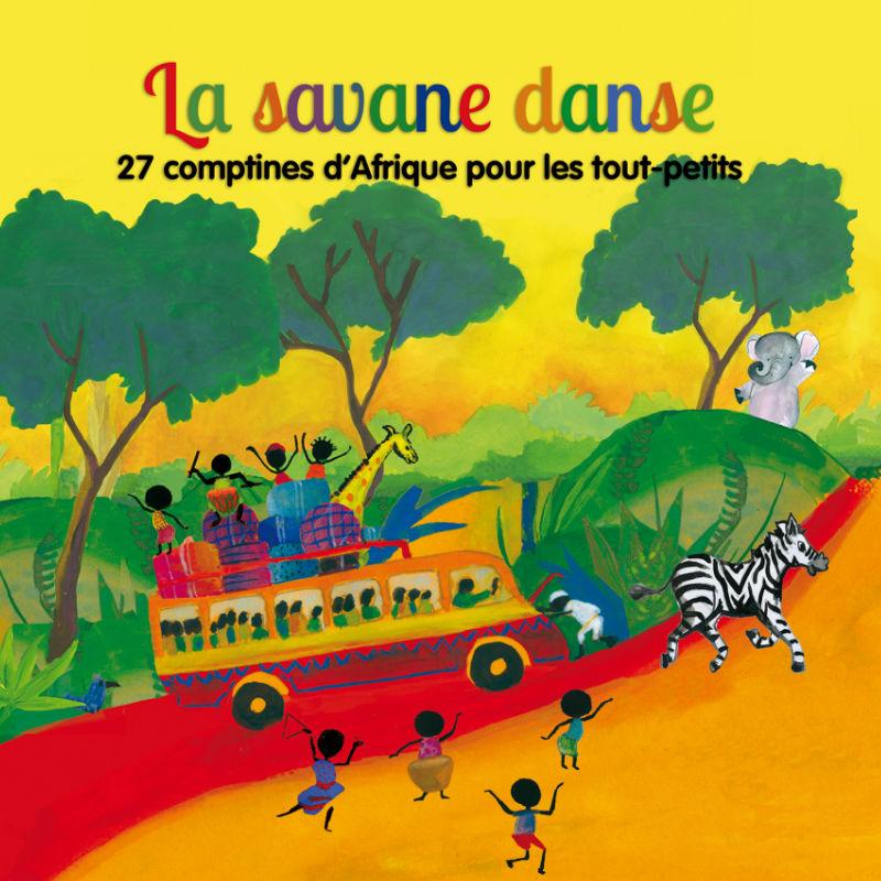 La musique Pan Africaine pour les tout-petits !