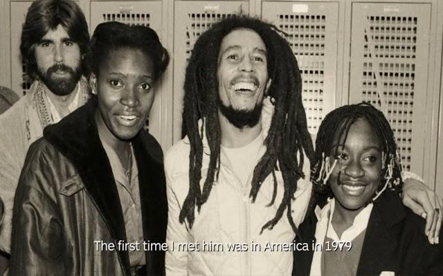 Photo tirée du film documentaire Marley, de Kevin Mc Donald (2012)