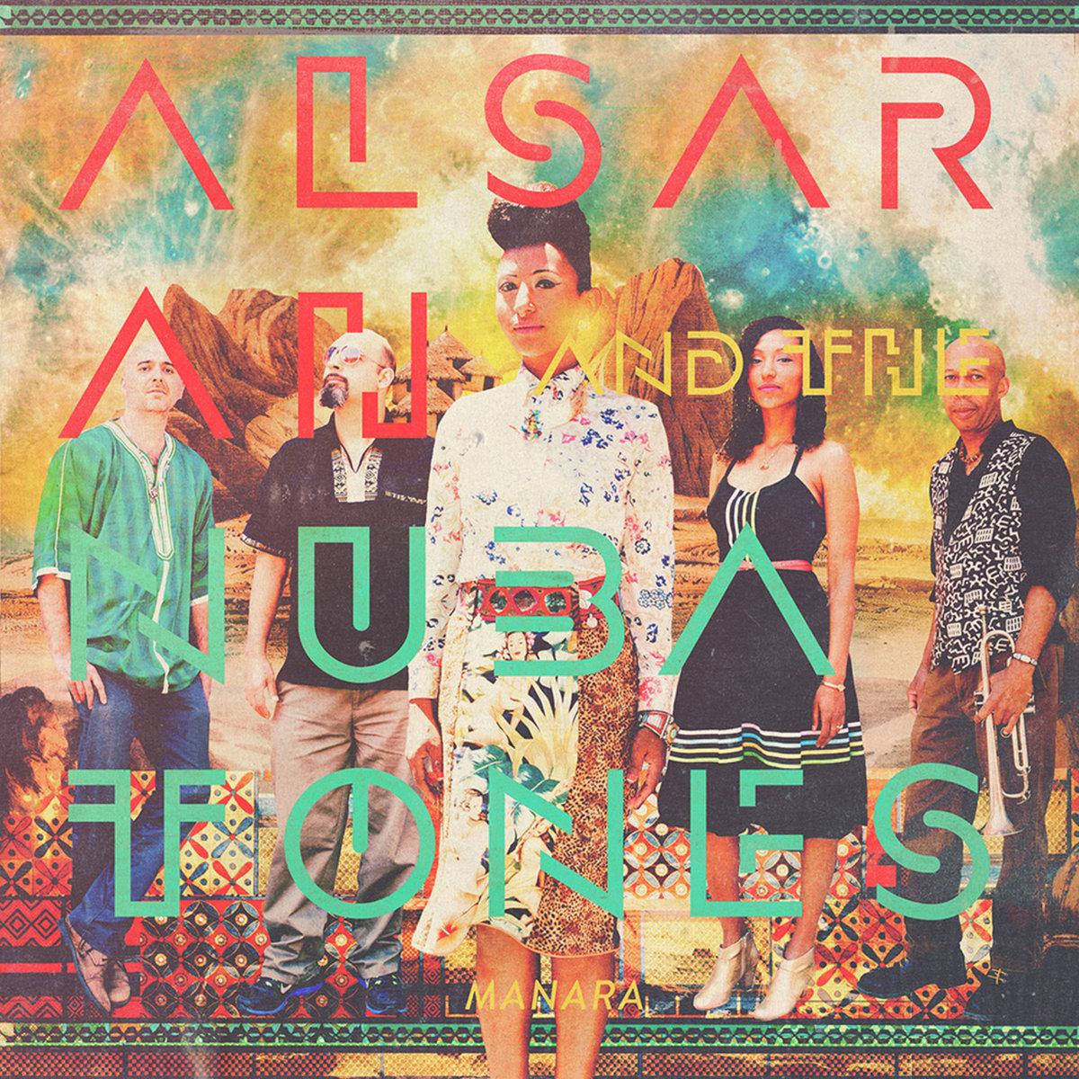 Alsarah & The Nubatones dévoile le deuxième extrait de Manara