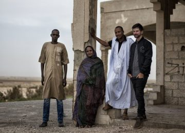[Clip] Noura Mint Seymali take you to the mauritanian desert