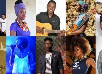Ecoutez notre playlist des 10 finalistes du Prix Découvertes RFI 2016