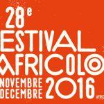 Africolor, 28 ème édition: tout un programme!