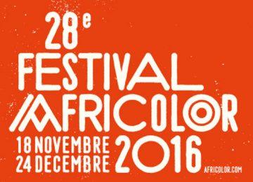 Gagnez des places pour le Festival Africolor 2016