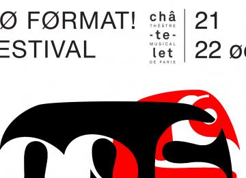 Courez au Nø Førmat! Festival,les 21 et 22 octobre!