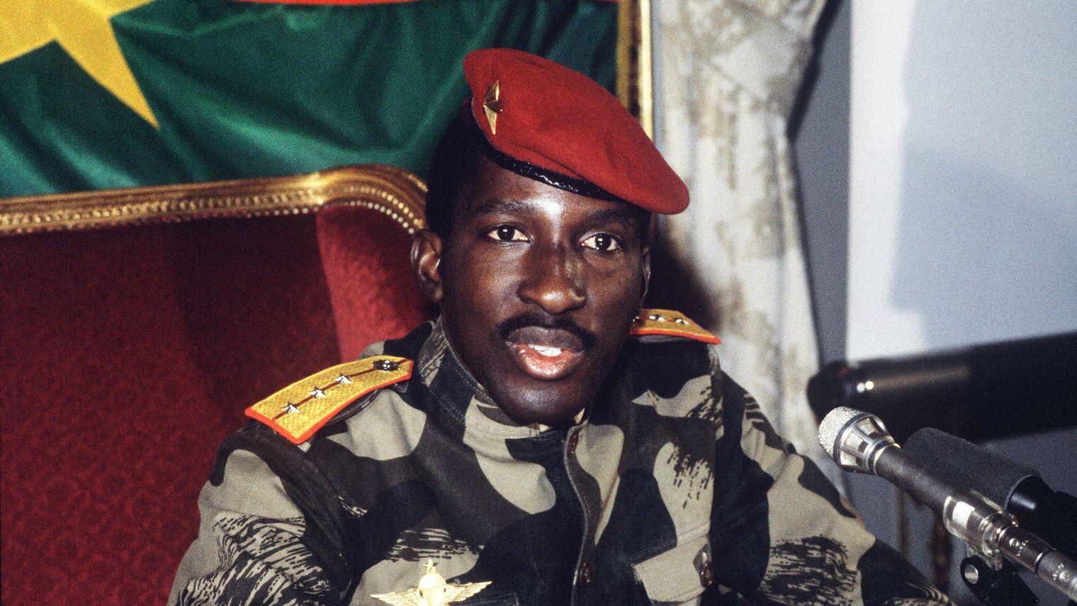Capitaine Thomas Sankara : le film qui retrace la vie du Che Africain