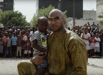 Booba a tourné son dernier clip à Dakar !