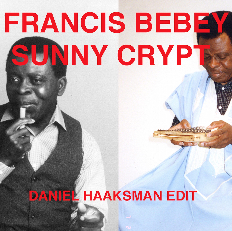 Premiere: Francis Bebey built for the dancefloor by Daniel Haaksman [Free Download]