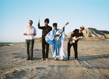 Group Doueh VS Cheveu: a hellish anti-world music odyssey
