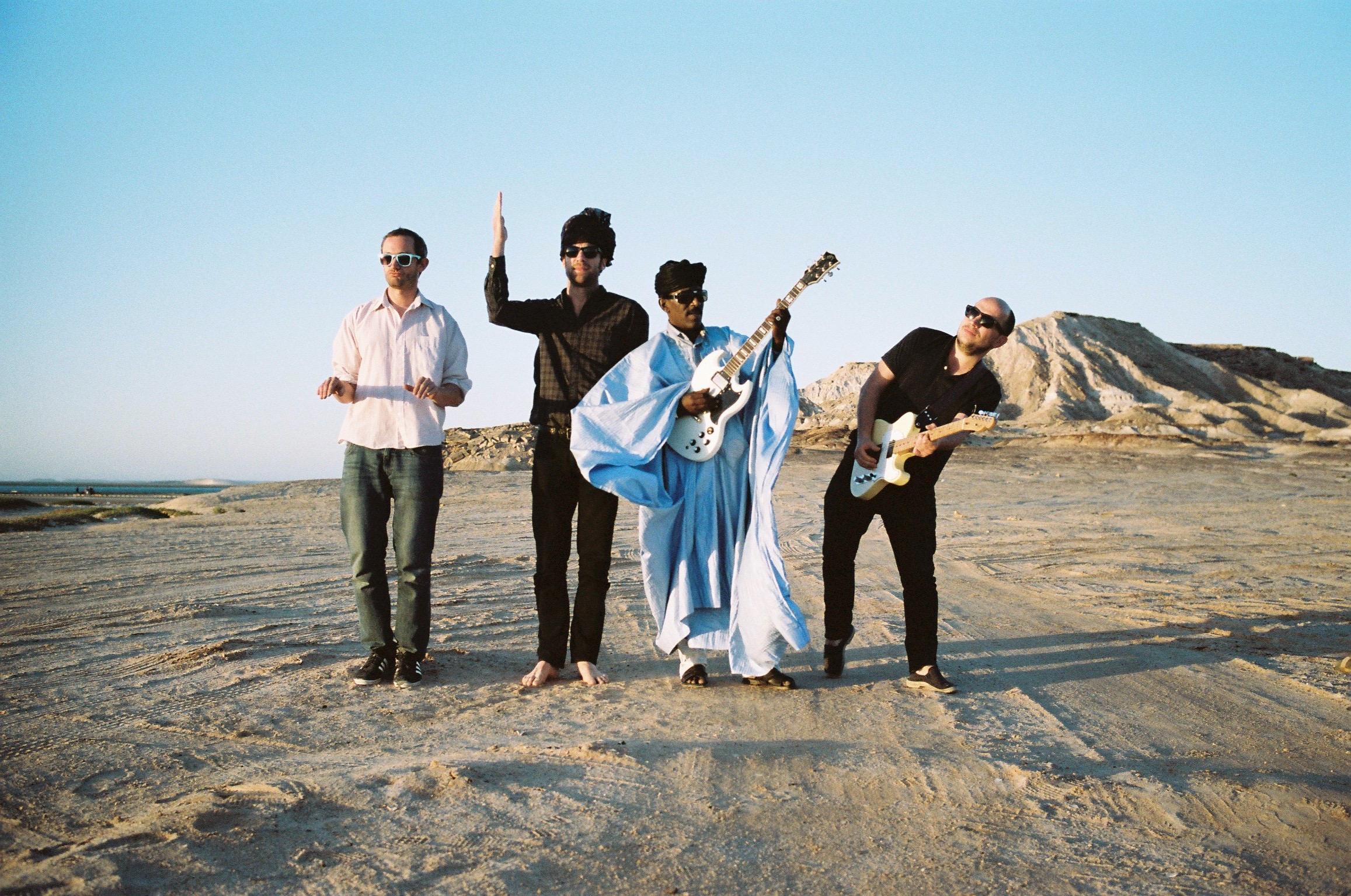 Group Doueh VS Cheveu: a hellish anti-world music odyssey