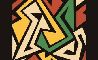 La compilation Afrocentré mélange les sonorités africaines d'hier et d'ajourd'hui