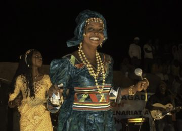 Awa Poulo: first internationally distributed record thanks to Awesome Tapes From Africa