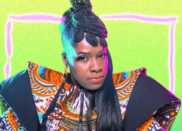 PANOPLAY: Ibibio Sound Machine, Davido, Stormzy, Bamao Yendé, Andy Mac