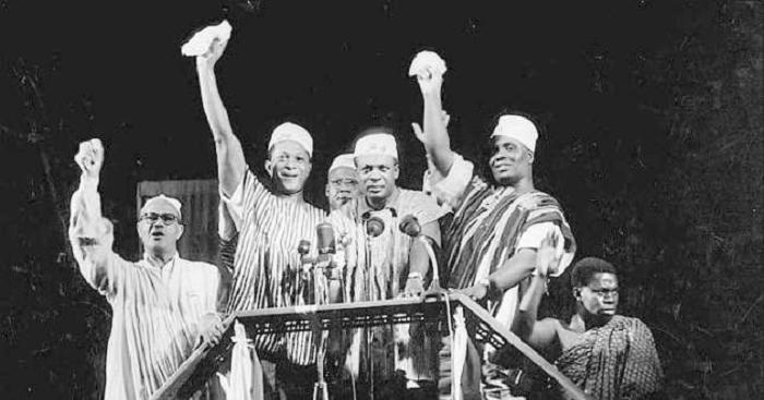Le 6 mars 1957, la Gold Coast accédait à l'indépendance et devenait le Ghana