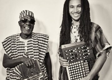 Kondi Band is the connection between techno and african music