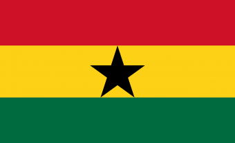 The black star of Ghana in the firmament of independence