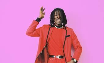 Janka Nabay est le roi incontesté de la bubu music