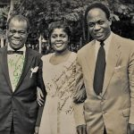 1956 : Louis Armstrong débarque au Ghana