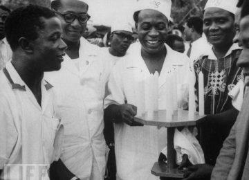 L'étoile noire du Ghana, au firmament des indépendances