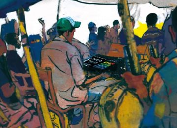 Midnight Ravers défriche pour vous les scènes electro d'Afrique