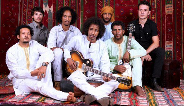 Kidal, tourments et espoirs du groupe Tamikrest