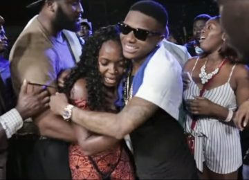 Wizkid unveils 'Sweet Love' video just after he signs to RCA/Sony Music