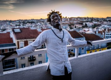 Binhan: a protest singer who promotes hope for Guinea-Bissau