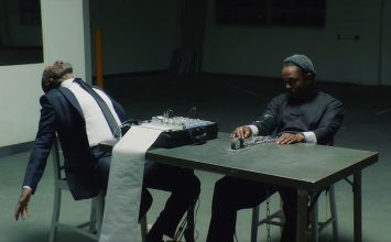 "Watch Kendrick Lamar's New ""DNA."" video"