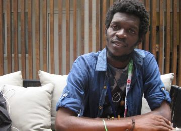 Jocelyn Balu : « l'aigle de la révolte » fait escale au Cap Vert