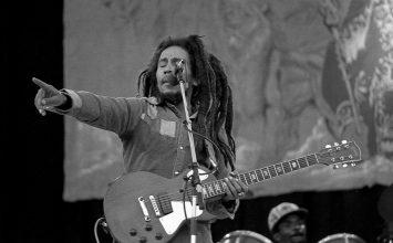 Le 17 avril 1980, le Zimbabwe accédait à l'indépendance. Bob Marley était de la partie.