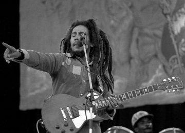 Le 17 avril 1980, le Zimbabwe accédait à l'indépendance, Bob Marley était de la partie