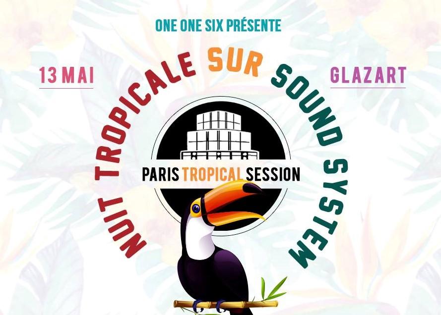 On vous fait gagner des places pour la Paris Tropical Session du 13 mai