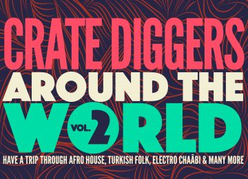 Crate diggers vol. 2: what are we listening around the world?