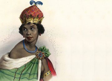 Ginga, reine africaine, continue de fasciner les artistes