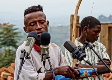 Abatwa: the raw and tribal sound of African pygmies