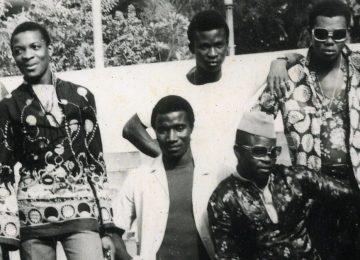 Écoutez cette mixtape sur l'âge d'or de l'afrobeat