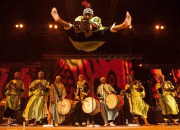 À Essaouira, le Festival Gnaoua fête 20 ans de transe, et d'expériences !