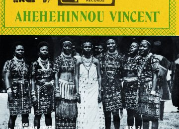 Analog Africa reissued a rare afrobeat album recorded in 1978 by Vincent Ahehehinnou
