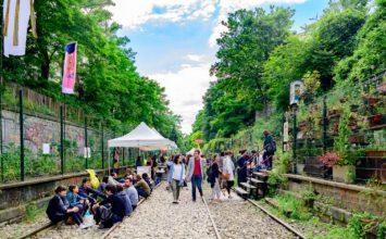 Rendez-vous au festival Clignancourt Danse sur les Rails