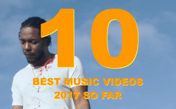 10 Best Music Video of 2017 So Far