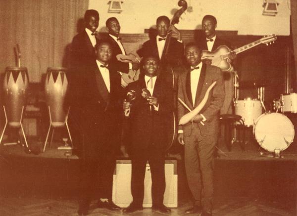L'African Jazz de Joseph Kabasele